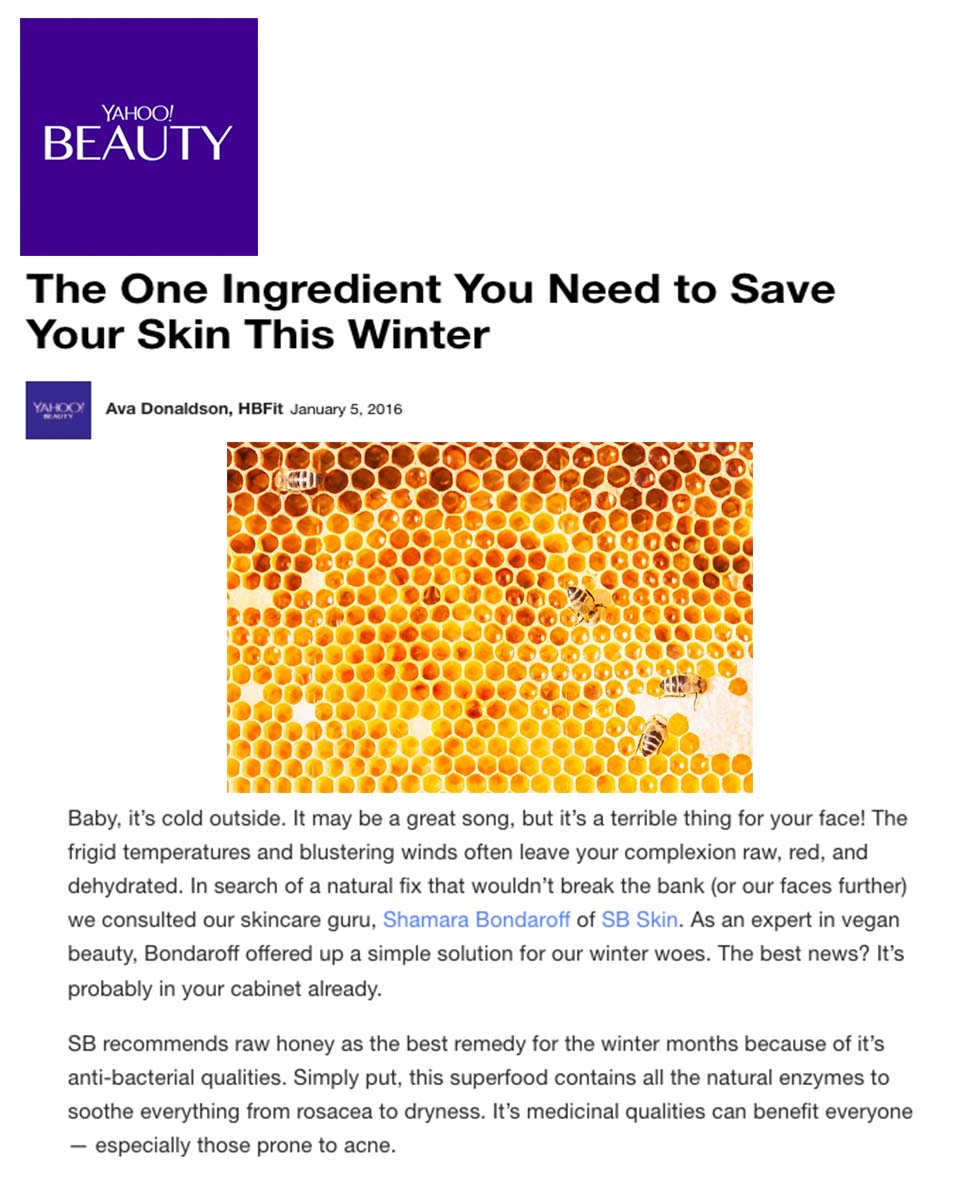 Yahoo Beauty | January 5, 2016