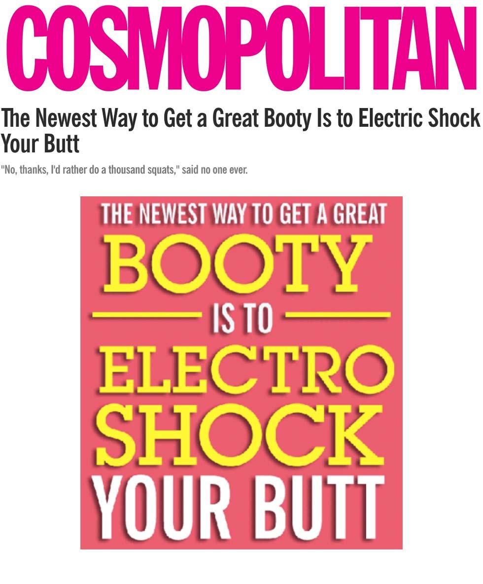 Cosmopolitan | October 16, 2015