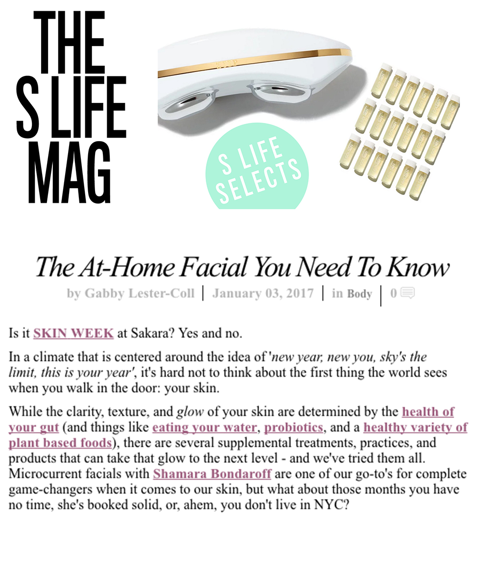 The S Life Mag | January 3, 2017
