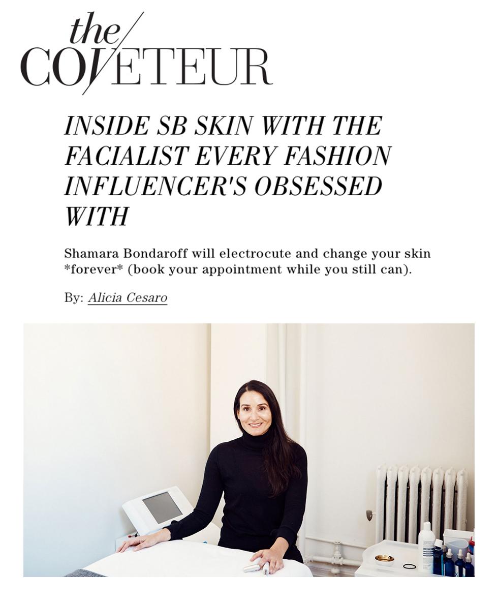 Coveteur | February 2017