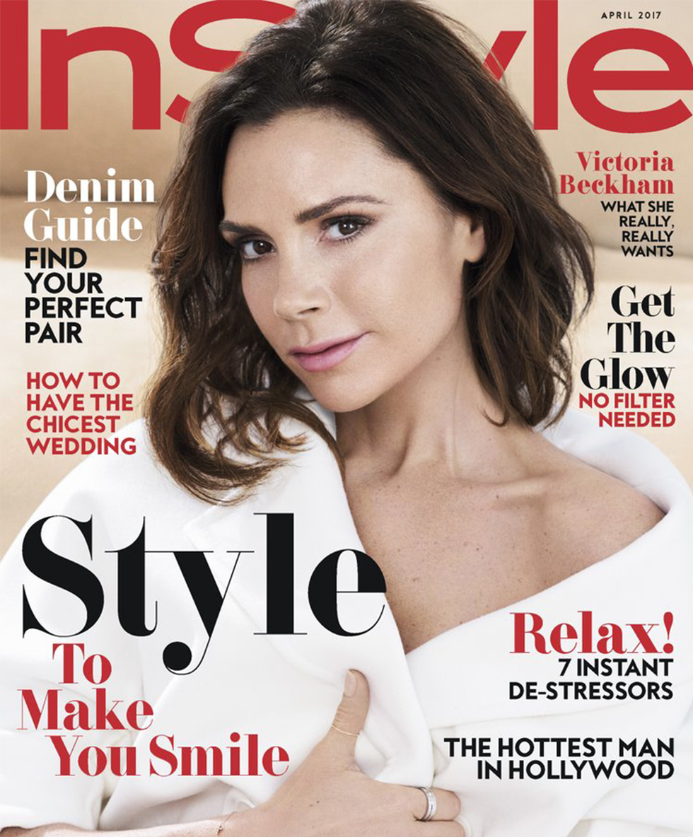 Instyle | April 2017