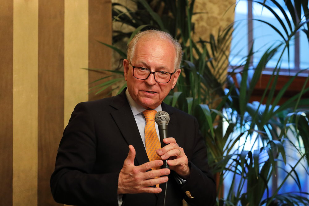Remarks by former german ambassador to the US wolfgang Ischinger