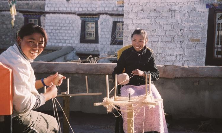 Tibetan Textiles Revival