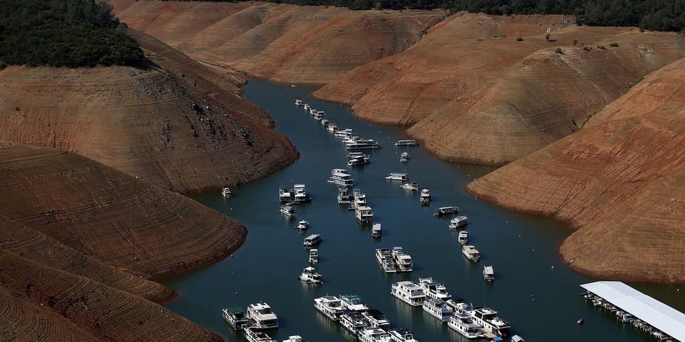 California in Crisis: Water Cuts now Mandatory in the Golden State
