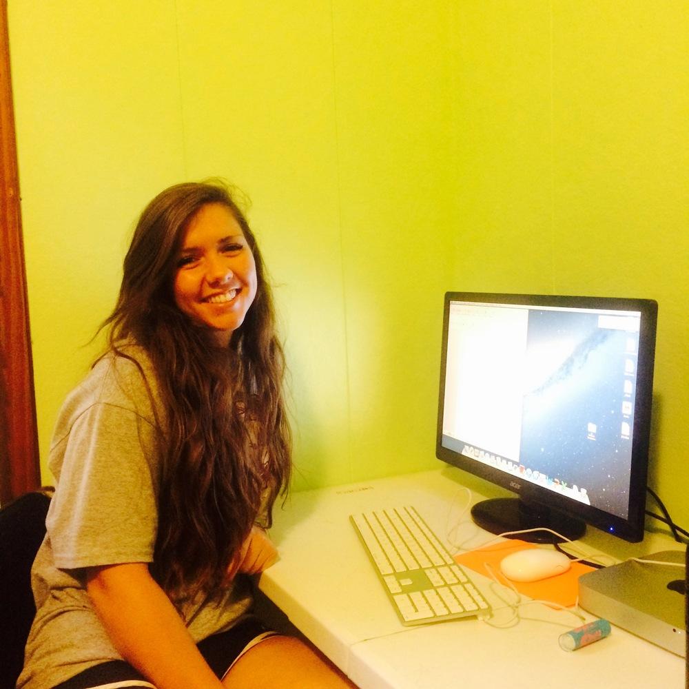 Rachel Seitz, Bryan College Senior