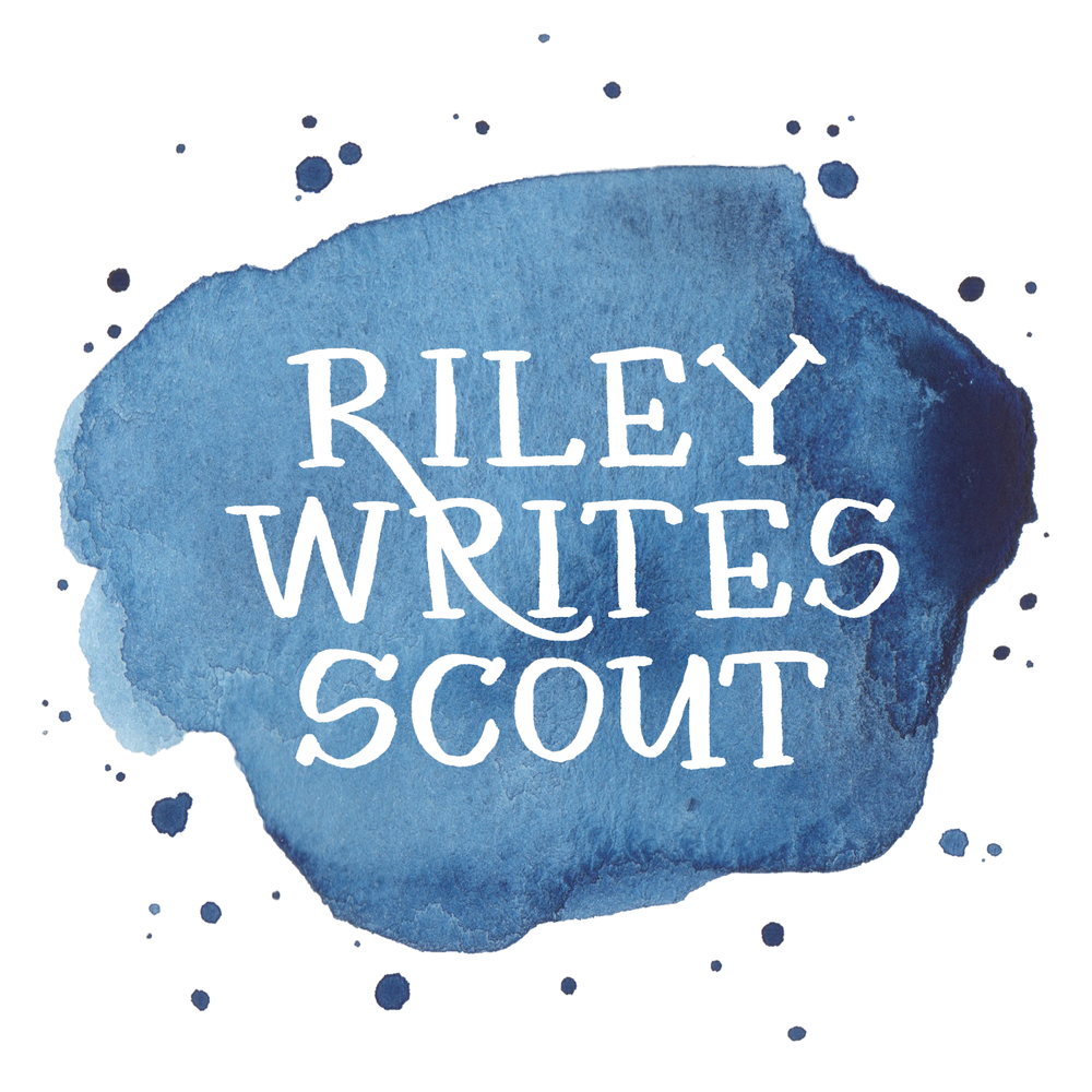 RWS watercolor splatter logo