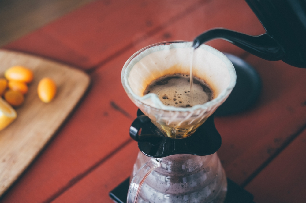 brew guide - for v60