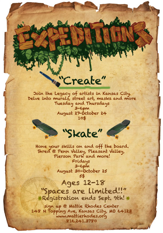 Expeditions Flier
