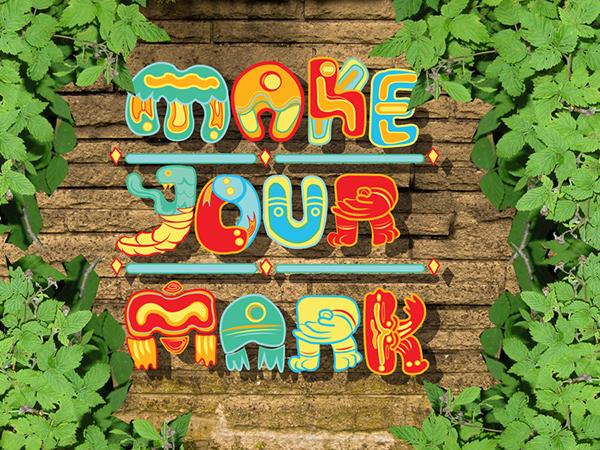 Make your mark flier 1
