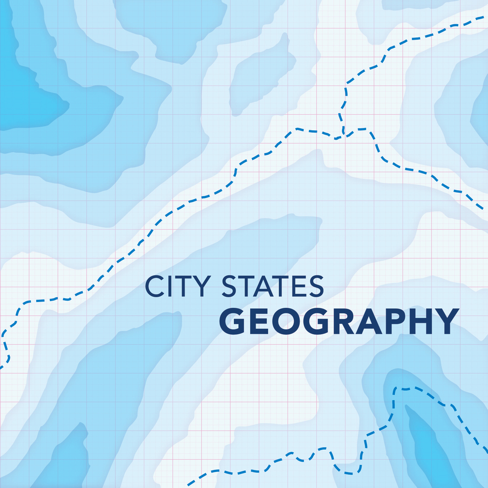City States – Geography
