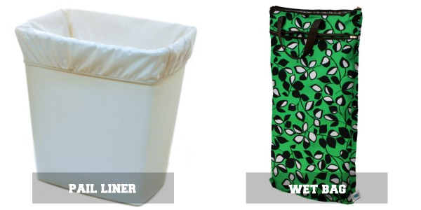 pail liner wet bag