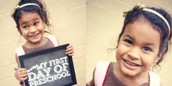 lias first day Collage