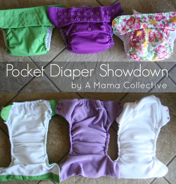 Pocket Diaper Showdown