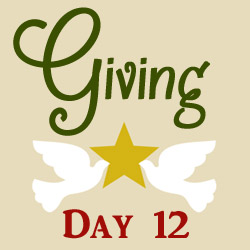 giving day 12