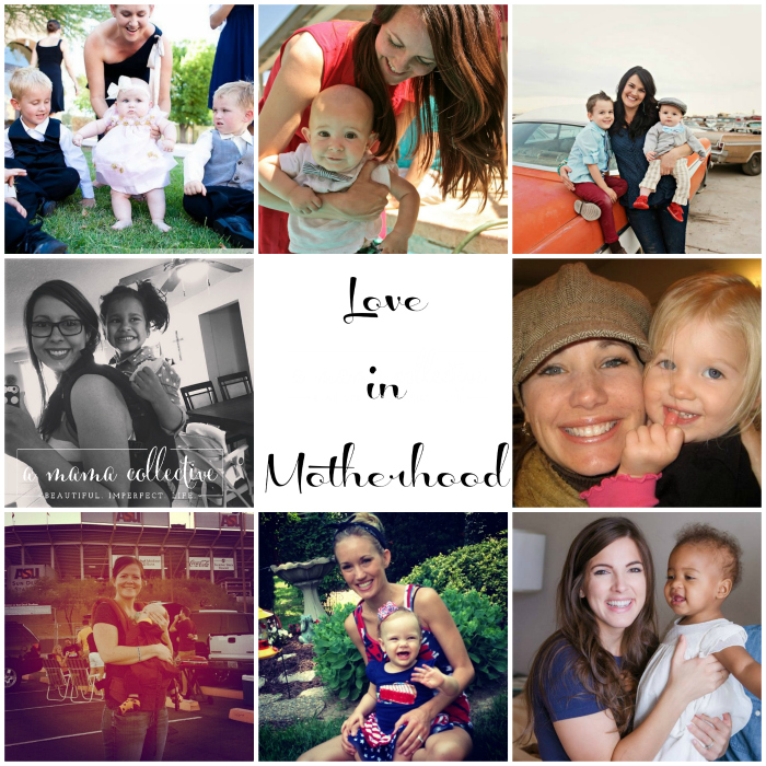 love in motherhood mothers