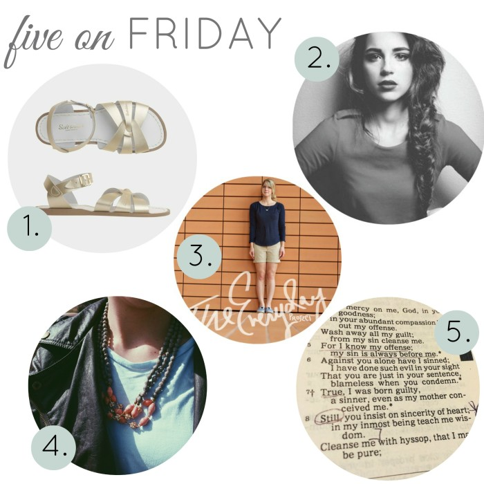Five on Friday A Mama Collective