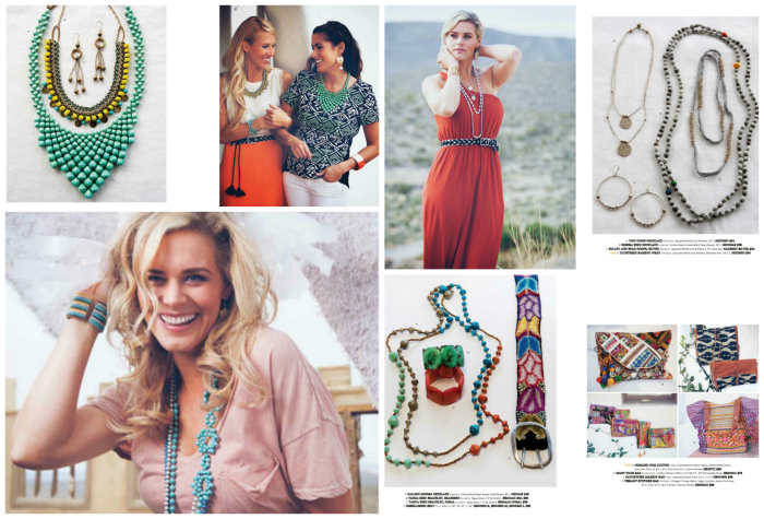 noonday pieces collage