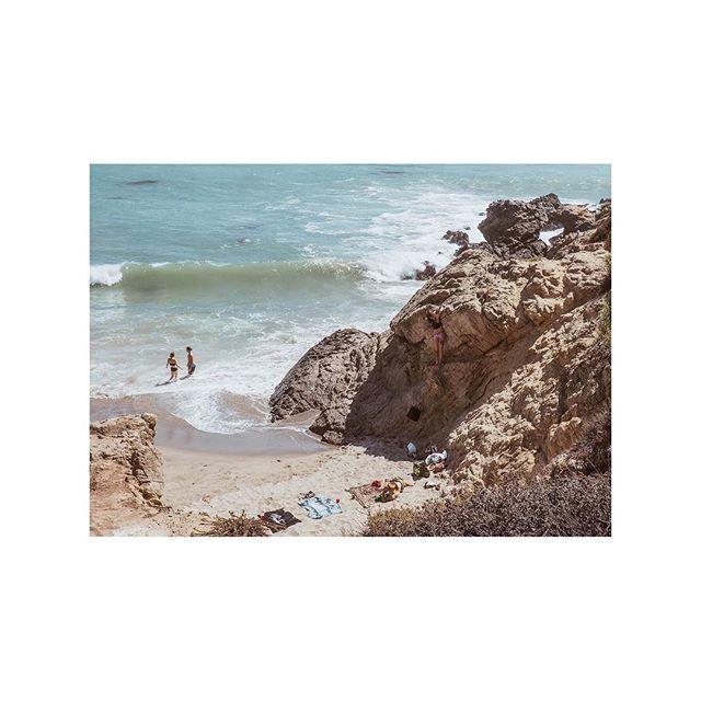 #tbt to traveling the warm coast of California #arcticblast