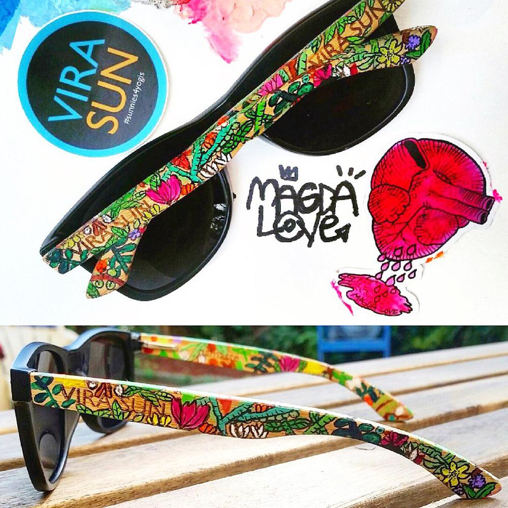 Vira Sun x Magda Love