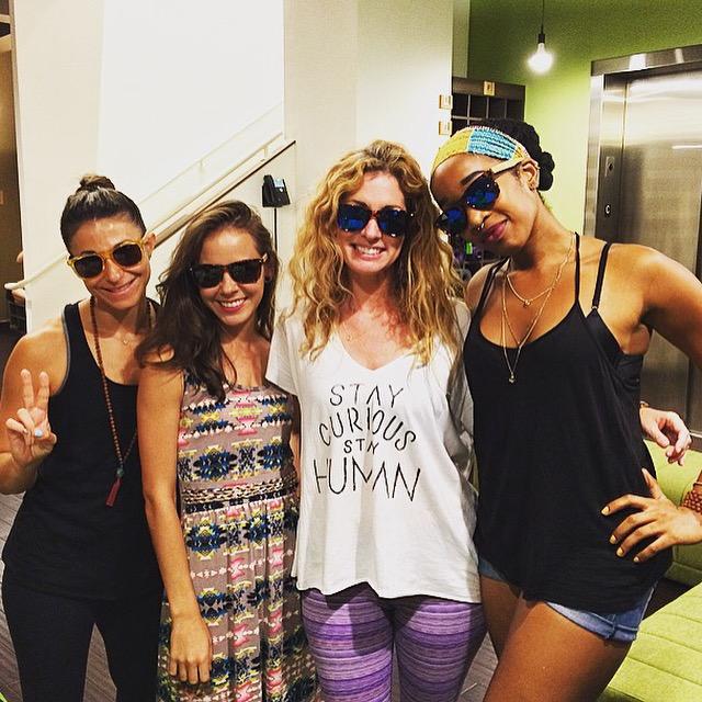 Vira Sun x YogaWorks Brooklyn