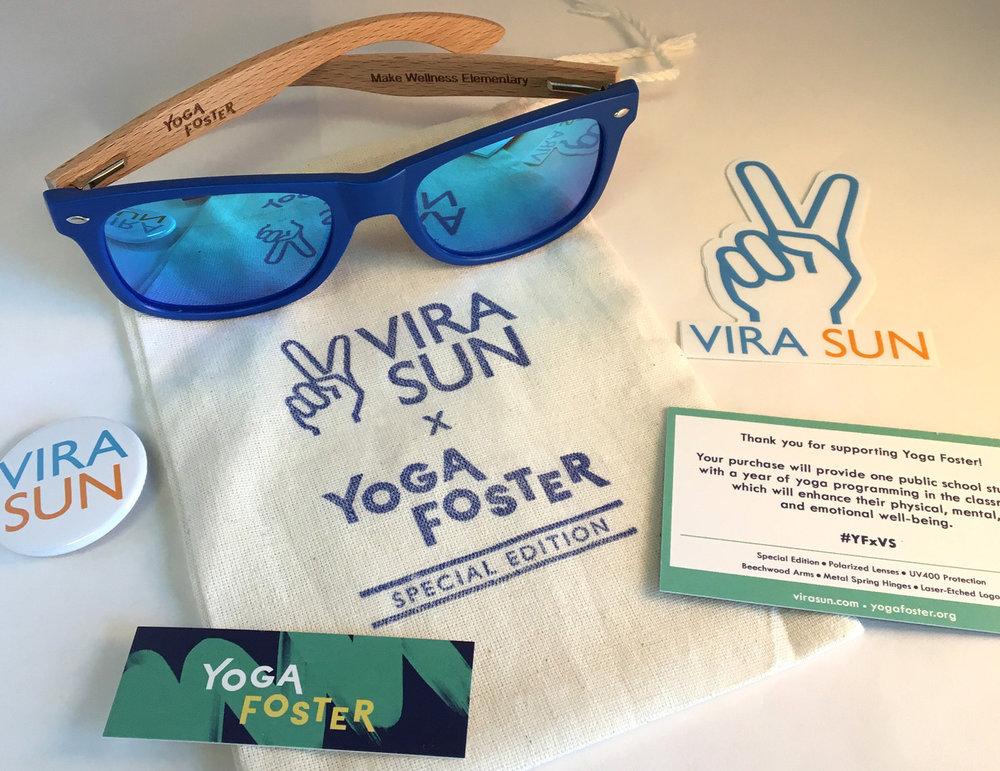 Vira Sun x Yoga Foster
