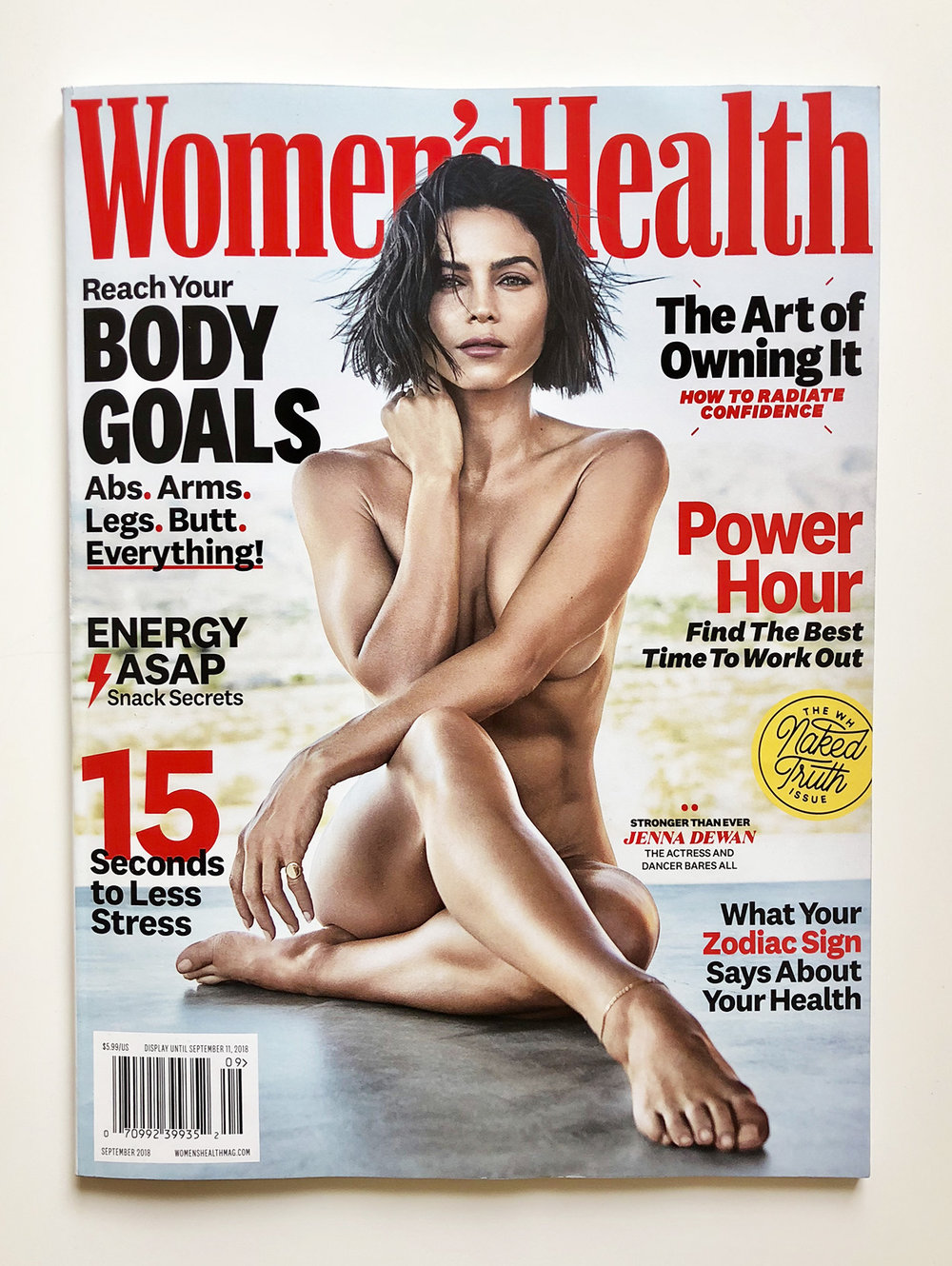 Vira Sun x Women's Health