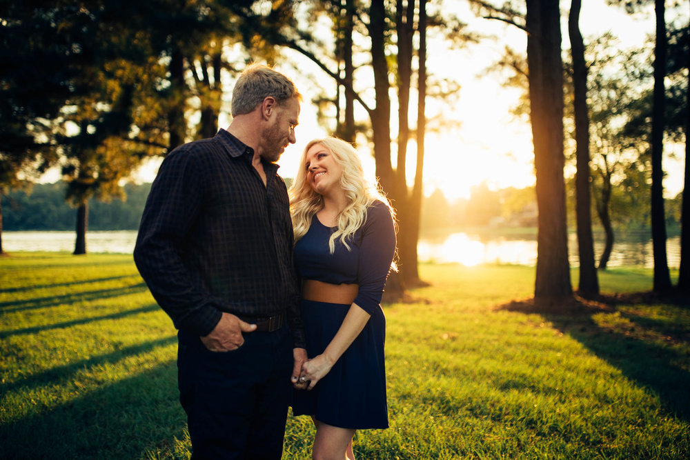 Engagement Photography Example