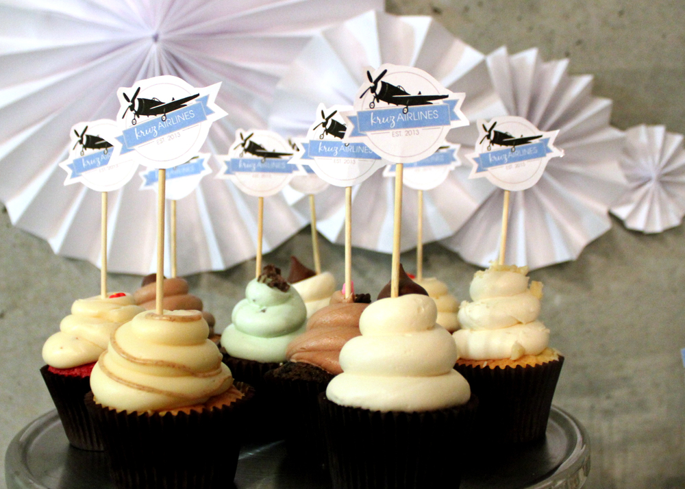 Passport Airline Cupcake Toppers.jpg