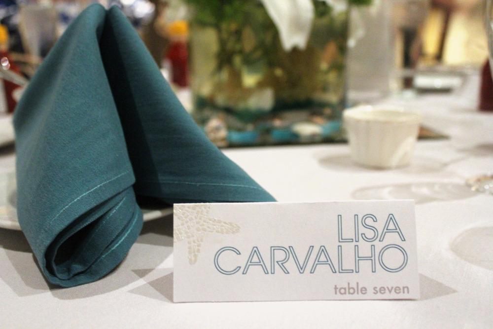 Beach Wedding Nametags on Table.jpg