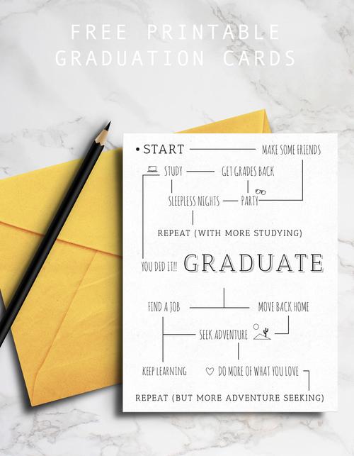 Diy Graduation Cards Desiree Dreszer Design Create