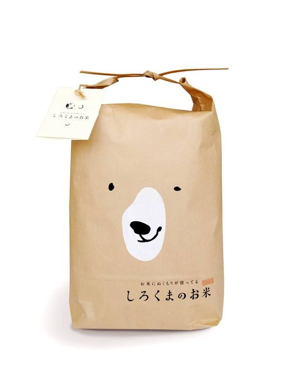 SHIROKUMA NO OKOME - JAPANESE RICE