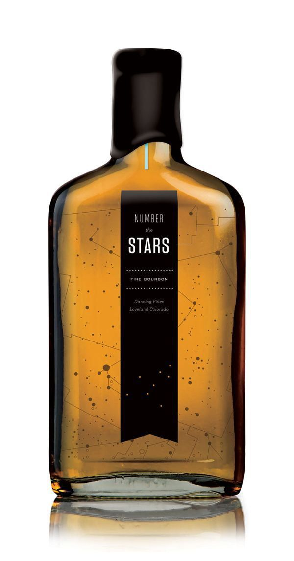 NUMBER THE STARS BOURBON