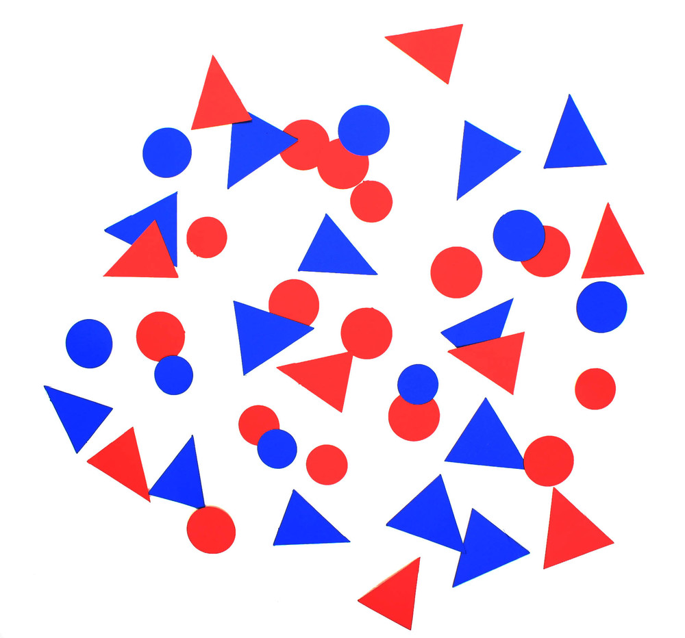 Fourth of July Shapes