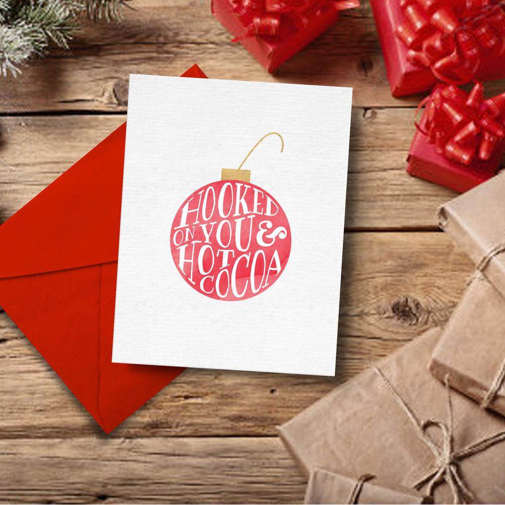 free holiday card