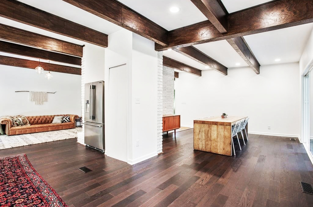 Mid Century Dinning Room