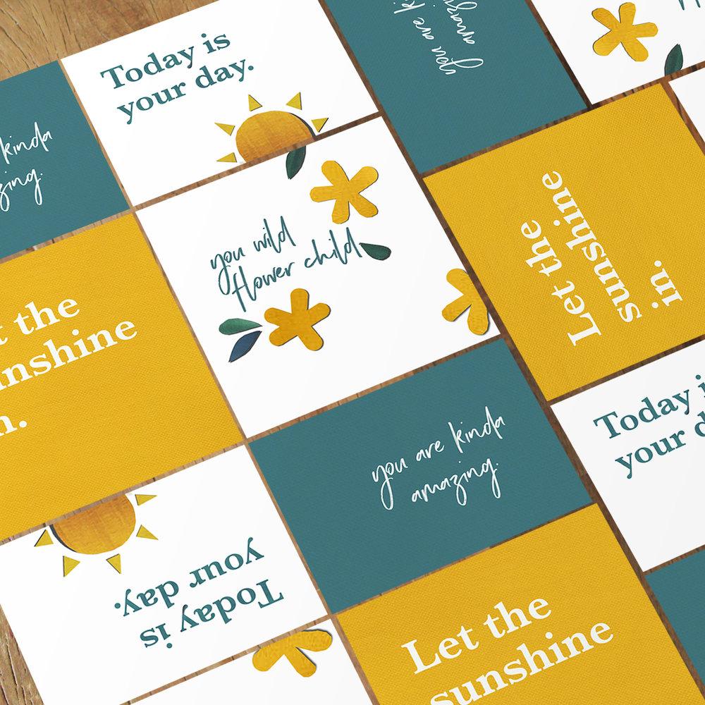 motivational cards