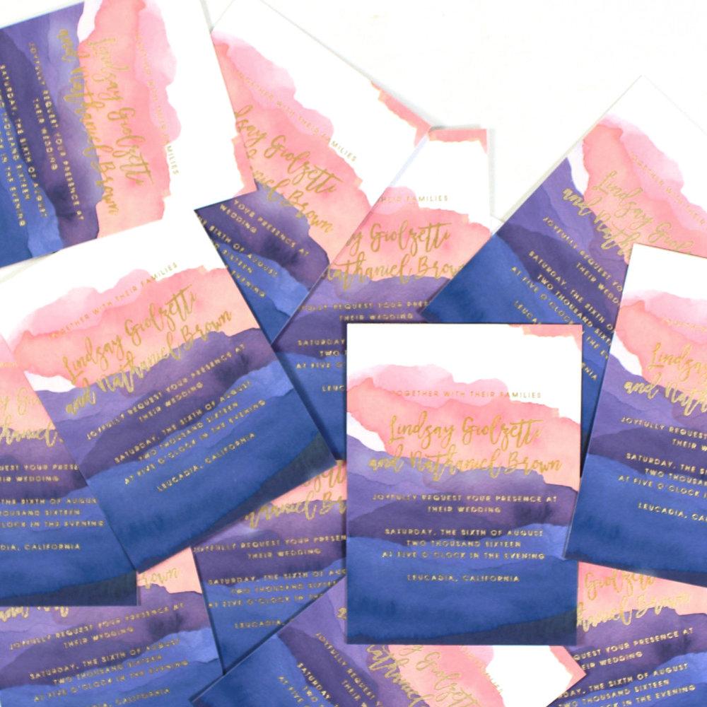gold foil heavenly invites.jpg