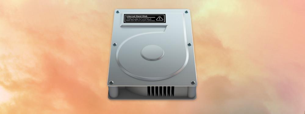 OS X Yosemite system HD.