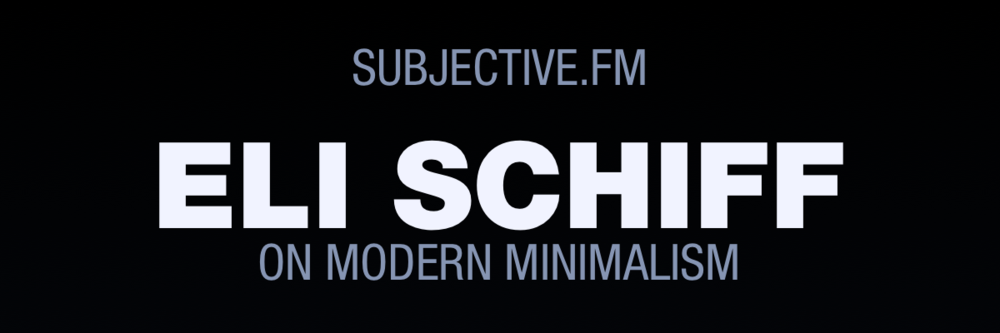 April 2015:  Subjective Podcast