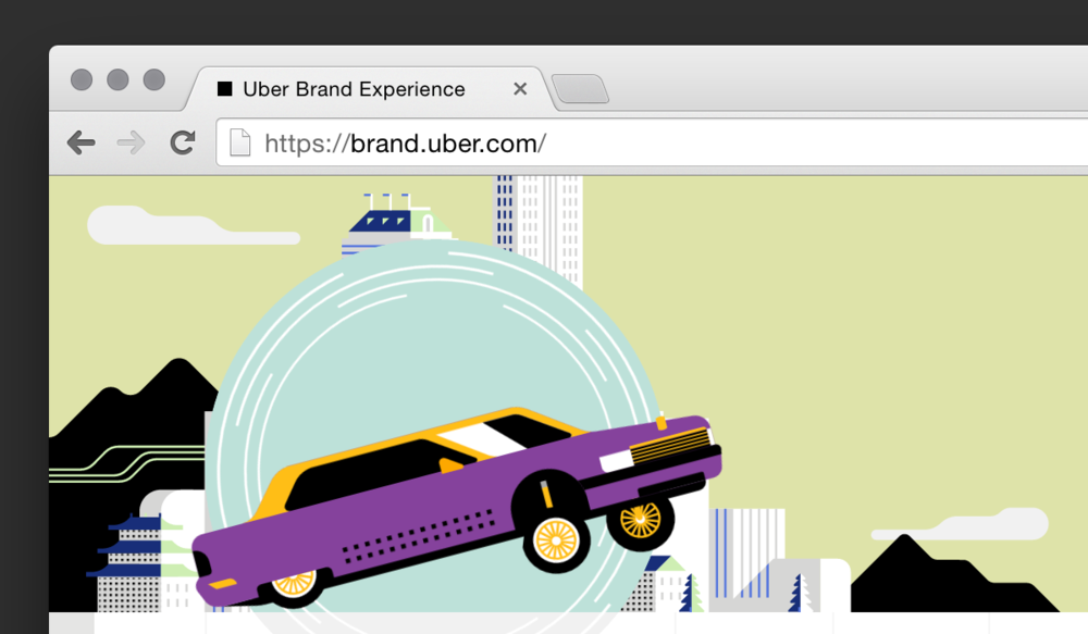 This purple pimpmobile easter egg is probably not helping get rid of the billionaire playboy reputation.