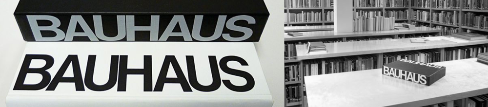 The Bauhaus Bible.