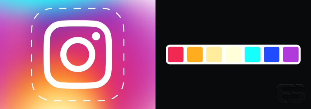 Left: I've illustrated here the illogical construction of the new icon. Right: Some of the colors used do not occur in the old icon as claimed.