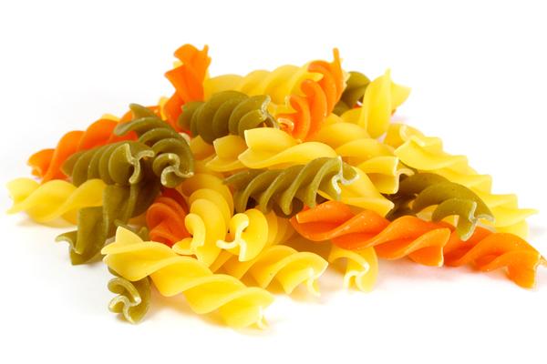 Fusili Tricolore Stella Pasta