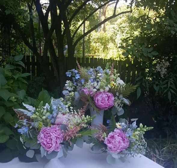 Bouquet | Garden | Wedding | Bridal | Corson Building | Seattle | Sublime Stems