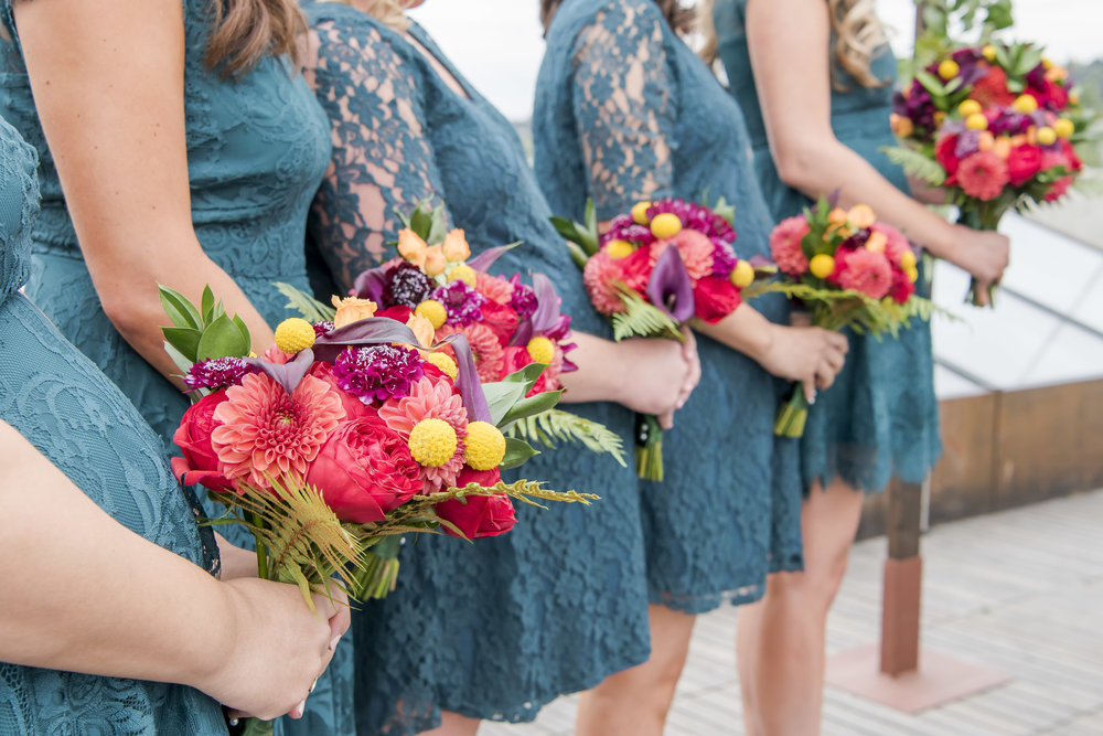 Floral | Fall | Wedding | Romantic | Jewel Tones | Bold | Fremont Foundry | Christopher Gendron Photography | Sublime Stems