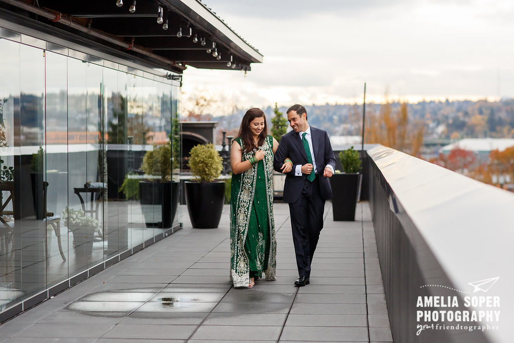 Seattle  Wedding  Pakistan  Jewish  Olympic Rooftop Pavilion  Brunch  Floral  Classic-38.jpg