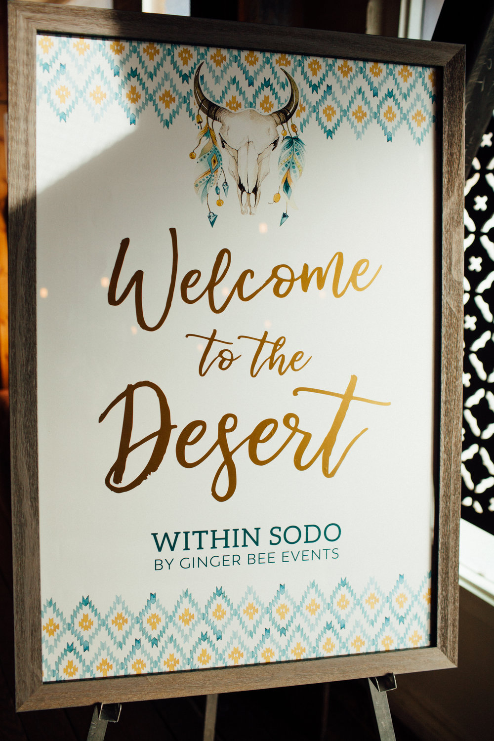 Seattle |  I Do Sodo | Within Sodo | M+L Photography | Desert Oasis | Wedding Show | Sublime Stems | Florist