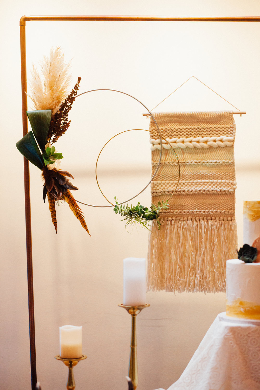 Sublime Stems | M+L Photography | Within Sodo | I Do Sodo | Wedding Show | Florist | Desert Oasis