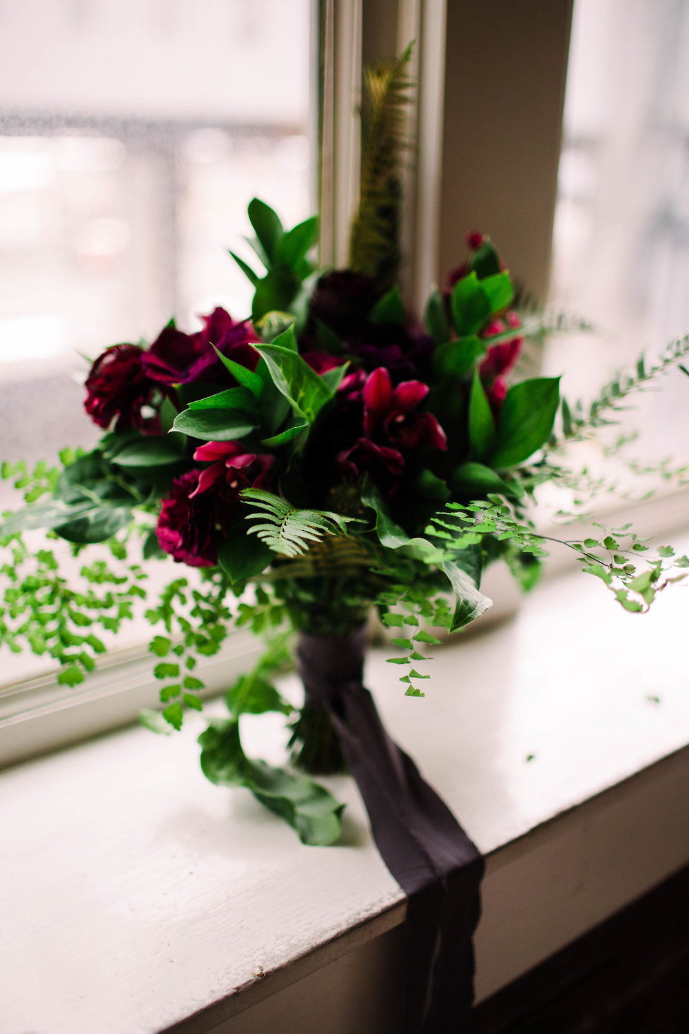 Sublime Stems | The Gathered Creatives | Seattle | Boudoir | Julia Kinnunen Photography