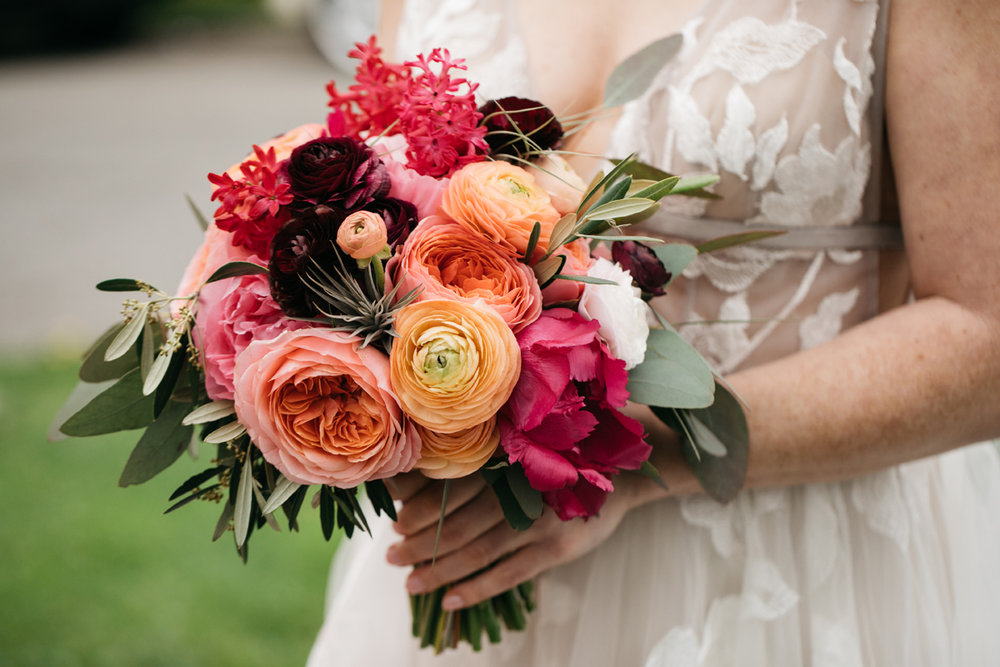 Sublime Stems | Seattle | Florist | Wedding | Jenny GG Photography